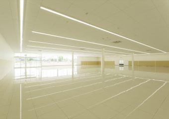 商業建築 薬王堂泉角店様 新築工事 外観イメージ