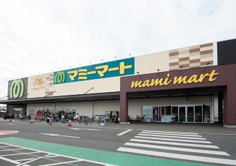 商業建築 マミーマート岩槻府内店様 新装工事 外観イメージ