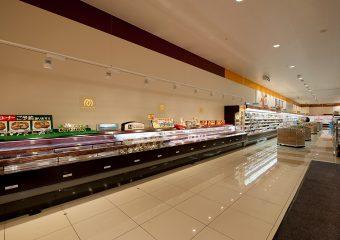 商業建築 マミーマート流山セントラルパーク店様 新装工事 外観イメージ