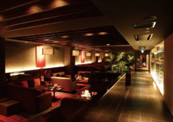 商業内装 base cabaret club 仙台 様 店舗新装工事一式 (内外装・電気・給排水・ガス・空調換気) 外観イメージ