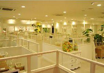 商業内装 株式会社日本セレモニー FIVESTAR WEDDINGサロン 様 改装工事一式 外観イメージ