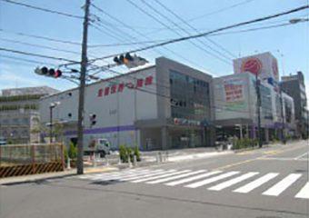 商業建築 コジマNEW江戸川店 様 増改築工事 外観イメージ