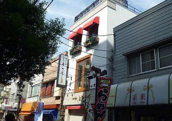 商業建築 谷津洋菓子店 様 新築工事 (金のうさぎ谷津店) 外観イメージ