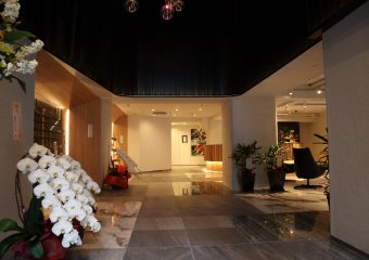 商業内装 EN HOTEL京都 リノベーションプロジェクト 外観イメージ