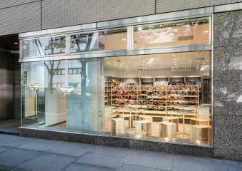 商業内装 やまとアニバーサリー様 アイドル新横浜店新装工事 外観イメージ
