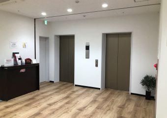 商業内装 TKPガーデンシティPREMIUM大阪駅前10F 内装工事 新装工事一式 外観イメージ