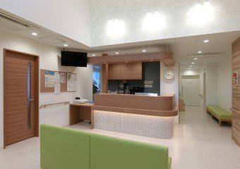 商業建築 おおつか内科醫院様 新築工事 外観イメージ