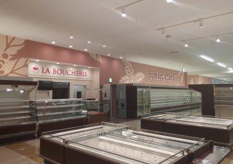 商業建築 カスミライフガーデン神栖店 新装工事 外観イメージ